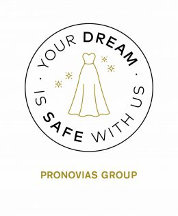 YOUR DREAM IS SAFE WITH US_PRONOVIAS GROUP